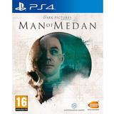 Adventure PlayStation 4 Games price comparison The Dark Pictures: Man of Medan