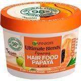 Hair Mask Garnier Ultimate Blends Hair Food Repairing Papaya & Amla 3-in-1 Hair Mask 390ml