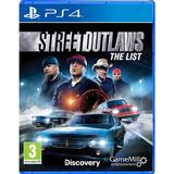 Arcade Racing PlayStation 4 Games price comparison Street Outlaws: The List