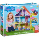 Doll House price comparison Mattel Peppa Pig Wooden Playhouse
