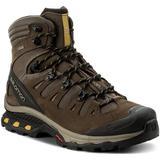 Hiking Shoes Salomon Quest 4D 3 GTX M - Wren/Bungee Cord/Green Sulphur