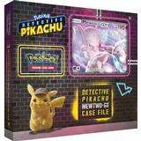 Collectible Card Games Pokémon Detective Pikachu Mewtwo GX Case File