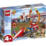 Lego Toy Story price comparison Lego Disney Pixar Toy Story 4 Duke Caboom's Stunt Show 10767