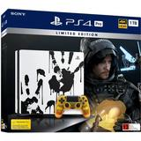 Playstation 4 console pro Game Consoles Deals Sony PlayStation 4 Pro 1TB - Death Stranding Limited Edition