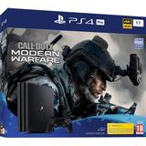 Playstation 4 console pro Game Consoles Deals Sony PlayStation 4 Pro 1TB - Call of Duty: Modern Warfare