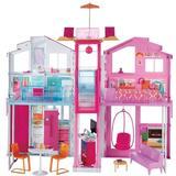Doll House price comparison Mattel 3 Storey Townhouse