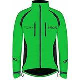 Cycling Jacket Proviz Reflect360 CRS Plus Cycling Jacket Men - Green
