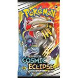 Collectible Card Games Pokémon Sun & Moon 12 Cosmic Eclipse Booster Package