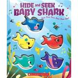 Baby shark Books Hide-and-Seek, Baby Shark! (BB)