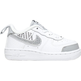 Air force 1 Children's Shoes price comparison Nike Air Force 1 LV8 2 TD - White/Black/Wolf Grey
