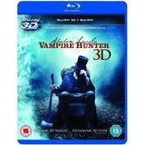 Blu-ray 3D Abraham Lincoln Vampire Hunter (Blu-ray 3D + Blu-ray)