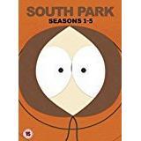 Movies on sale South Park: Seasons 1-5 [DVD]