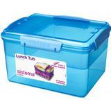 Kitchenware Sistema Lunch Tub Coloured 2.3 L