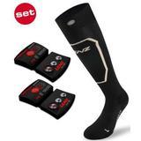 Heated Clothing Lenz Heat Sock 1.0 - Red