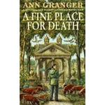 A Fine Place for Death (Mitchell and Markby Village Whodunnits)