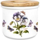Biscuit Jars Portmeirion Botanic Garden Biscuit Jar
