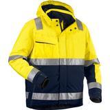 Men - Warning Jacket Work Jacket Blåkläder 48701987 High Vis Winter Jacket