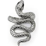 Rings Thomas Sabo Snake Silver Ring - Silver