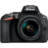 Digital SLR Nikon D5600 + AF-P 18-55mm VR