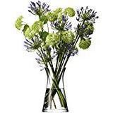 Vases LSA International Flower Mixed Bouquet Vase Clear 29cm
