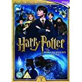 Harry potter dvd Movies Harry Potter and the Philosopher's Stone (2016 Edition) [Includes Digital Download] [DVD]