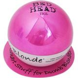 Styling Cream Tigi Bed Head Dumb Blonde Smoothing Stuff 50ml