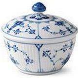 Sugar Bowls Royal Copenhagen Blue fluted Plain Sugar bowl 0.15 L