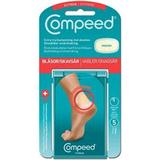 Foot Plasters Compeed Vabel Extreme 5-pack