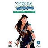 Movies Xena: Warrior Princess: Complete - Series 1-6 [DVD]