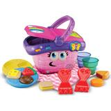 Food Toys Leapfrog Shapes & Sharing Picnic Basket