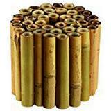 Lawn Edging Gardman Bamboo Edging Roll 100x15cm