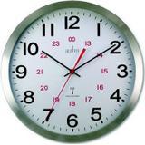 Wall Clocks Acctim Century Radio Controlled 25cm Wall Clock