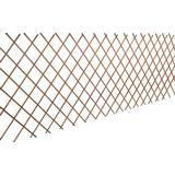 Trellis vidaXL Willow Trellis Fence 90x180cm