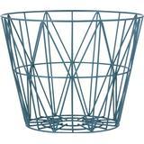Baskets Ferm Living Wire 60cm Basket
