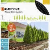 Micro system Garden Accessories Gardena Micro-Drip-System Starter Set Planted Rows M 25m