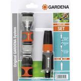 Hose Nozzle Gardena Hose Fittings System Basic Set