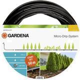 Irrigation Gardena Micro Drip System Starter Set Planted Rows L 50m
