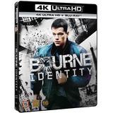 Bourne identity (4K Ultra HD + Blu-ray) (Unknown 2016)