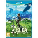 Nintendo Wii U Games The Legend of Zelda: Breath of the Wild