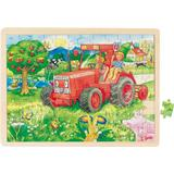 Goki Tractor 96 Pieces