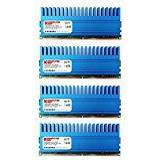 Komputerbay DDR2 1066MHz 4x2GB (KB_8GB_4x2GB_DDR2_1066MHZ_5-7-7-25_CROWN)