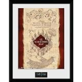Framed Art GB Eye Harry Potter Marauders Map 30x40cm Art