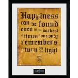 Framed Art GB Eye Harry Potter Happiness Can be 30x40cm Art
