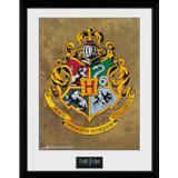 Framed Art GB Eye Harry Potter Hogwarts 30x40cm Art