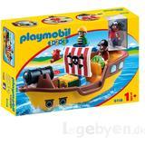 Playmobil pirate Toys Playmobil Pirate Ship 9118