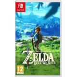 Nintendo Switch Games The Legend of Zelda: Breath of the Wild