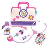 Doctor Toys Disney Doc McStuffins Hospital Bag Set