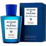 Body Washes Acqua Di Parma Blu Mediterraneo Arancia Di Capri Shower Gel 200ml