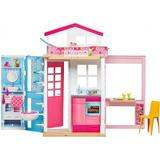 Barbie doll and doll house Dolls & Doll Houses Barbie 2 Story House
