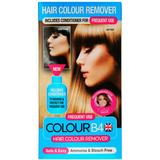 Decolorization ColourB4 Hair Colour Remover Frequent Use
